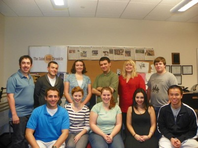The Chronicle Staff 2012-2013