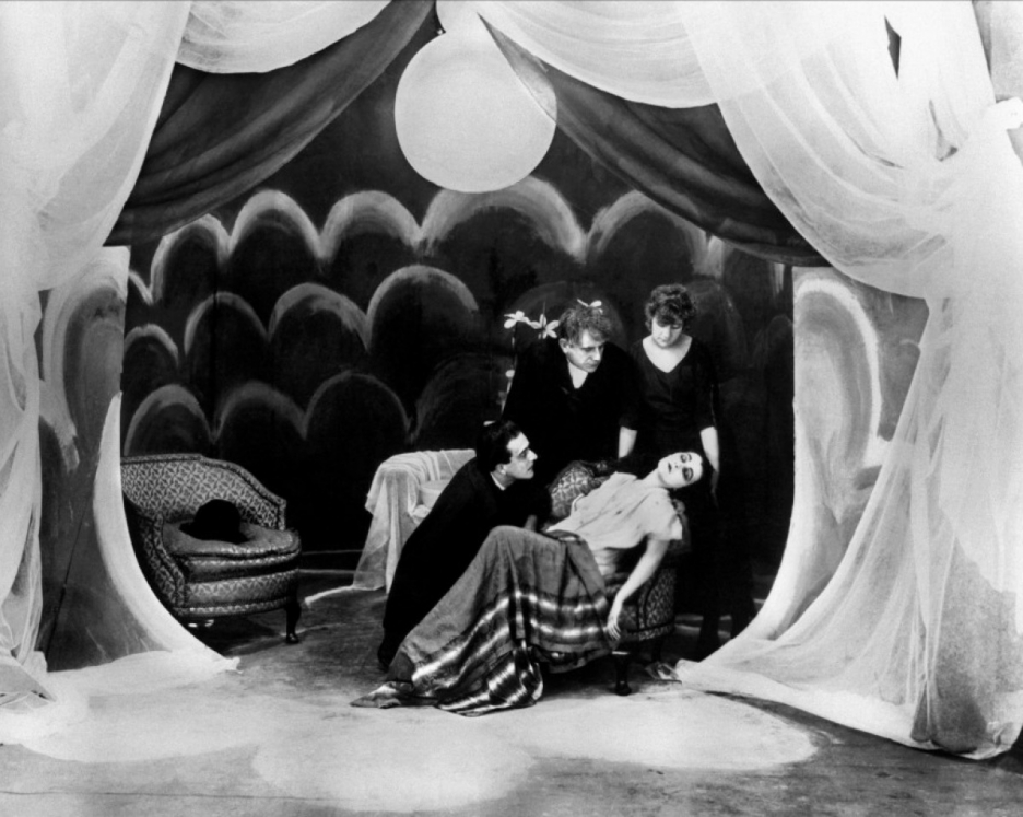 The saint rose chronicle something sour something sweet the cabinet of dr caligari 1919 - The cabinet of dr caligari ...