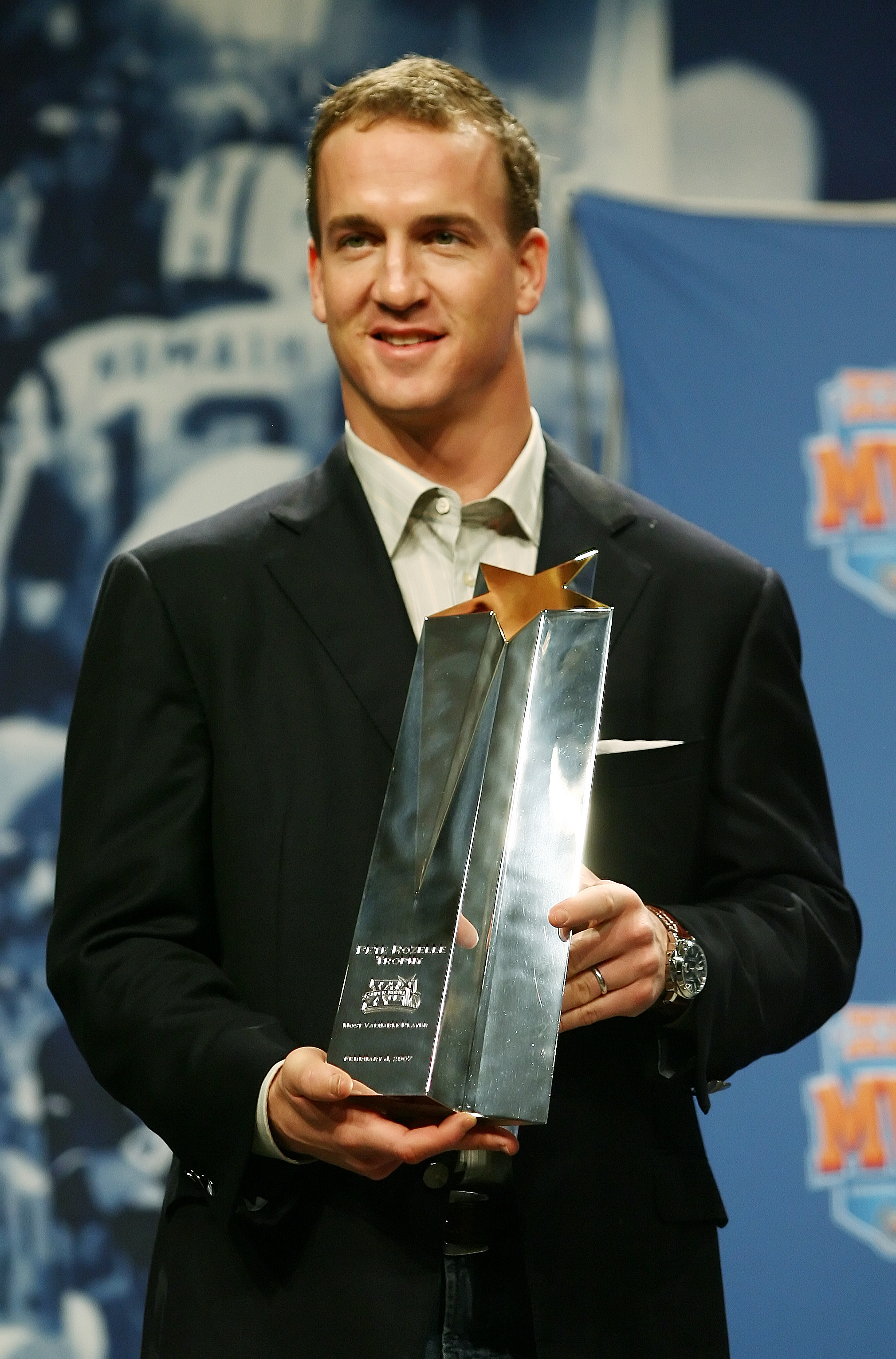 the saint rose chronicle 187 peyton manning for mvp
