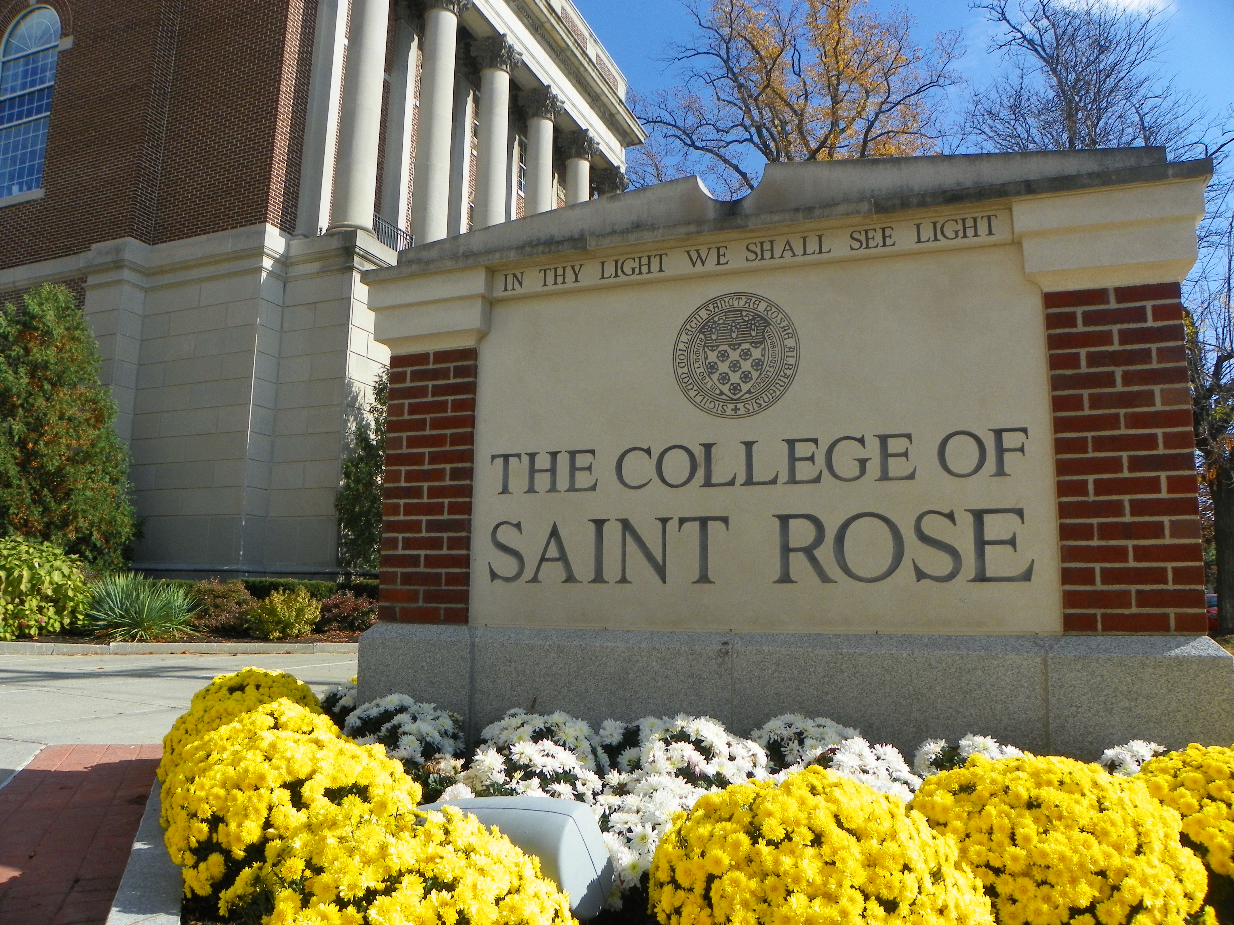The College Of St Rose 84